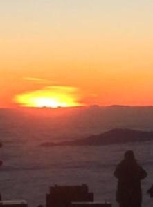 Sunset on Mauna Kea Photo by  Semra Gurol